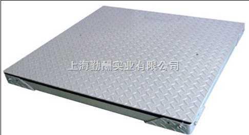 10吨单层地磅/碳钢磅秤,塑料厂磅秤,武汉电子地磅