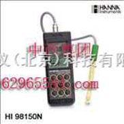 哈纳-防水便携式电导率测定仪