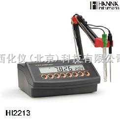 哈纳-实验室灵活校准pH/ORP测量仪