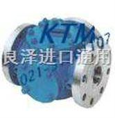 日本KTM北村保温三通球阀 BQ445F-16P三通保温球阀