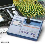 HI 83215多参数水质快速测定仪【12项重要参数,农业研究】