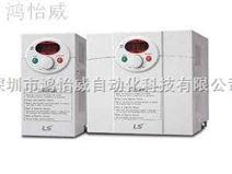 LS变频器iC5系列小型,无传感器矢量控制 变频调速器(单相220V专用)