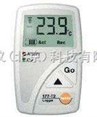 德图仪器/电子温度记录仪 型号:TESTO-177T2