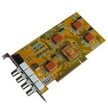 维视图像MV-4100 4路实时智能交通图像采集卡