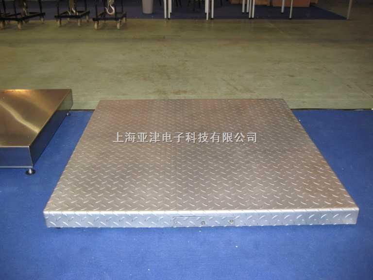 2吨电子秤双层电子地磅秤