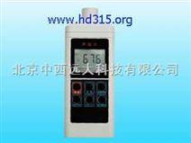 实验噪声测定仪/声级计/噪音计/分贝计 型号:SJ76-116438 H1现货库号:M116