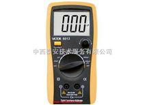 胜利-数字电感电容表(操作方式:手动量程)