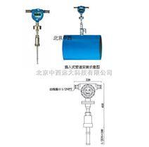 热式气体质量流量计 型号:CP58-HGF-3000库号:M172138