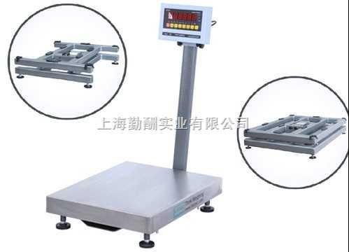 150kg防水型台秤,上海电子台秤,快递台秤