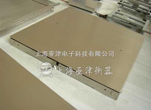 不锈钢电子地磅称,2吨防水电子磅秤,1吨防腐电子地磅称