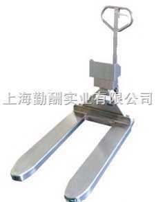 货运公司3吨电子叉车磅·上海电子叉车秤专卖店·YCS带打印叉车秤