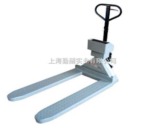 工厂车间3吨叉车称·YCS带打印叉车秤·上海电子叉车秤专卖店