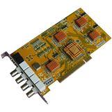 MV-4400高清晰视频压缩网络传输卡 视频采集卡