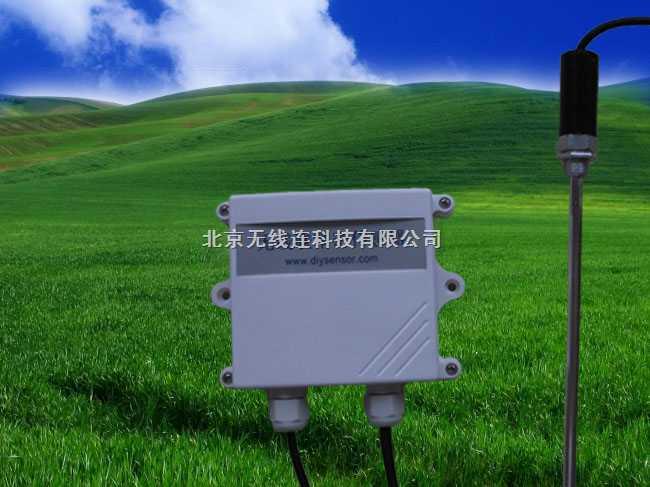 土壤墒性记录仪,ts-a1土壤温度传感器