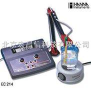 EC214实验室台式电导率测定仪