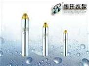 QGD螺杆潜水电泵