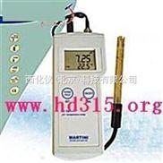 米克水质/便携式pH测定仪/便携式酸度计/温度计/PH/temp计