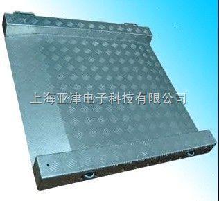 上海电子平台秤单层电子地磅秤直销
