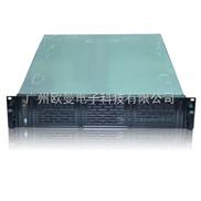 2U工控机箱、2U服务器机箱、2U标准机箱、2U上架式服务器机箱2U650T