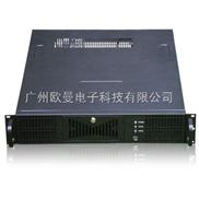 2U工控机箱/2U服务器机箱/2U标准机箱/2U530/7硬盘位+1光驱位