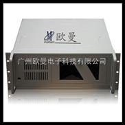 4U工控机箱 取代研华IPC-610P工控机箱 超厚钢板 14槽后窗AT结构
