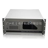 4U网络游戏服务器、4U工控机箱、4U服务器机箱/1.2MMSGCC/8硬盘2光驱/450工业白色丝印