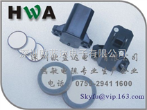 供应马达启动用PTC热敏电阻器