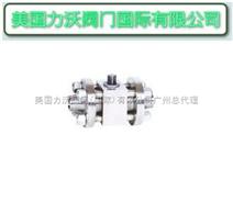 进口对焊高压球阀