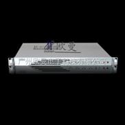欧曼1U服务器机箱、1U工控机箱、ROW机箱 拉丝氧化铝合金面板