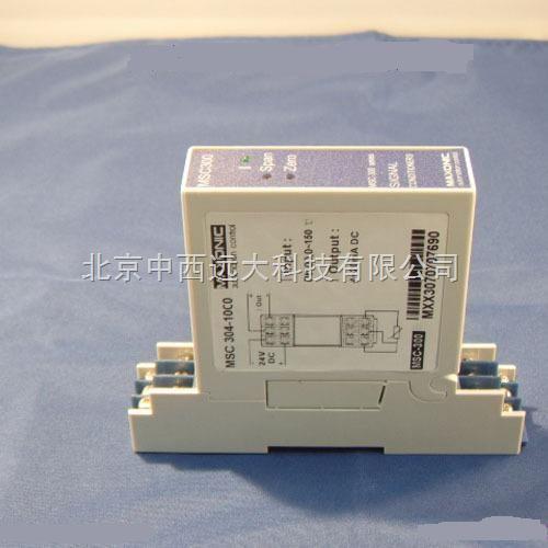 热电阻温度变送器 型号:km33-msc304-10c0