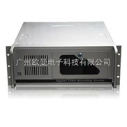 欧曼4U工控机箱 4U服务器机箱