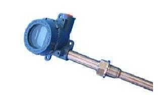 带现场显示一体化防爆热电偶(带温度变送器带表头)