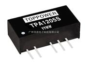 DC-DC电源模块 TPA0505S/TPA0505D