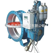 HD7X41X 型 PN6~PN16-蓄能器式液控缓闭止回蝶阀