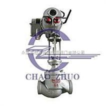 智能电动执行器调节阀