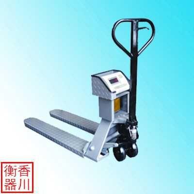 叉车秤、上海电子叉车秤、上海叉车秤价格