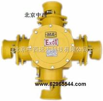 矿用隔爆型低压电缆接线盒 型号:WFD5-BHD2-400/1140-4G库号:M242776