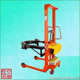 油桶搬运秤、(上海油桶托运电子秤)、500公斤油桶搬运秤