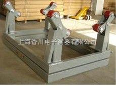 钢瓶电子磅秤 0.5吨特殊地磅秤(5吨防暴钢瓶磅秤)