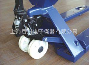 叉车秤厂家产销(带打印叉车秤)上海0.5吨-3吨打印叉车秤