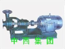 化工泵/耐腐蚀离心泵(国产) 型号:BGS5-65FB-40