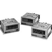 小型总和计数器/时间计数器/转速器(DIN48×24)