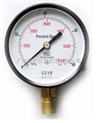 普通压力表Y-50/60/75/100/150