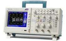 中如电子泰克TDS示波器促销,买TDS1000示波器送万用表