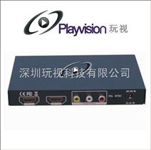 HDMI转AV,HDMI转AV转换器