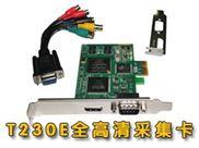 1080P高清DVI-I数字采集卡,高性价比带二次开发包SDK