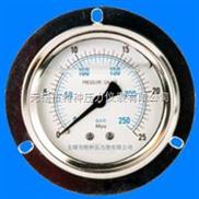 Y-50/Y60/Y100/Y150Ⅳ-轴向带边压力表|带边压力表|弹簧管压力表|压力表型号