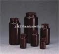 琥珀色广口瓶 125ml 进口