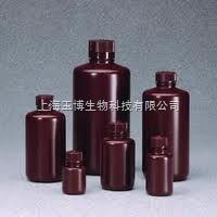 琥珀色窄口瓶 125ml 进口