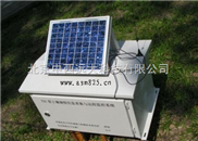 土壤墒情信息采集与远程监控系统户外(太阳能供电)型